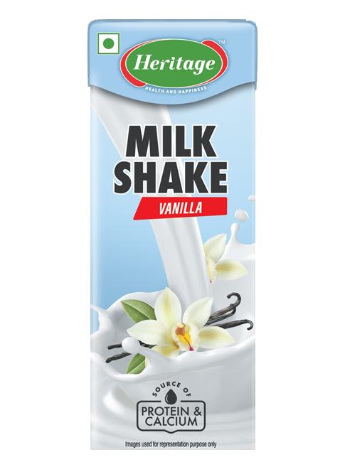 Heritage Milk Shake