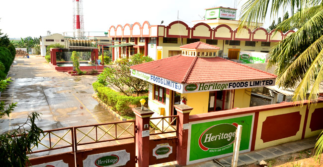 Locations | Heritage Foods Limited